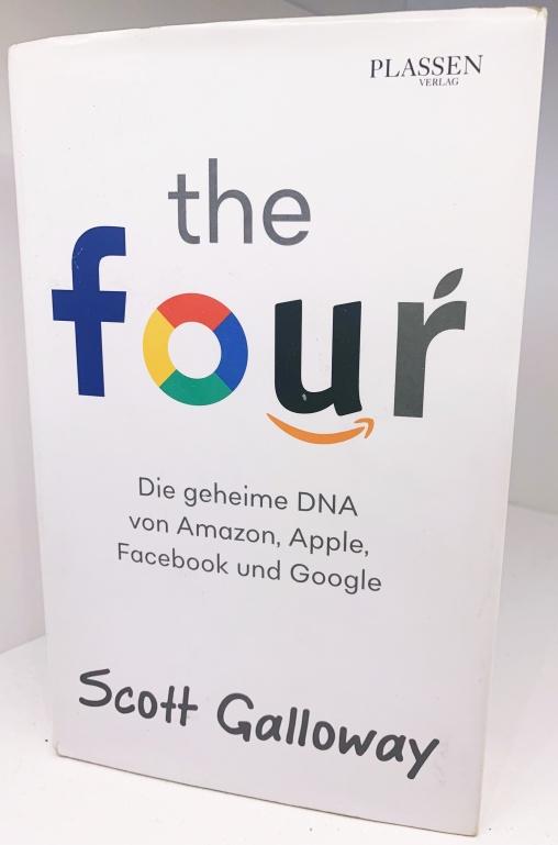 Copertina di The Four