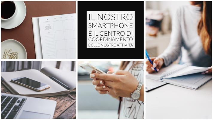 Smartphone e agenda