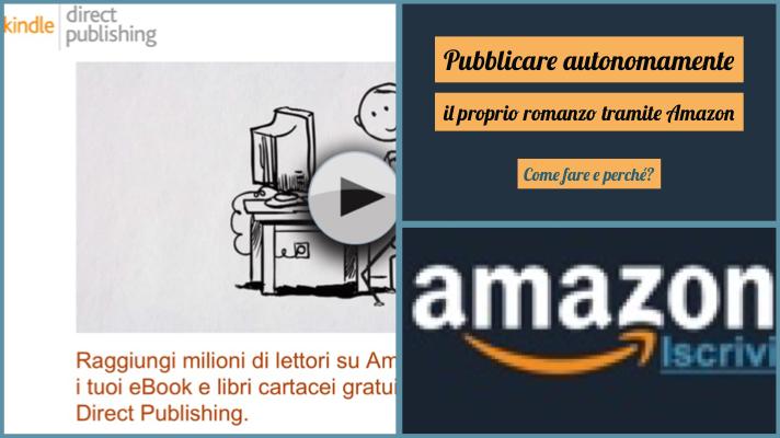 Amazon e i tool per la pubblicazione autonoma