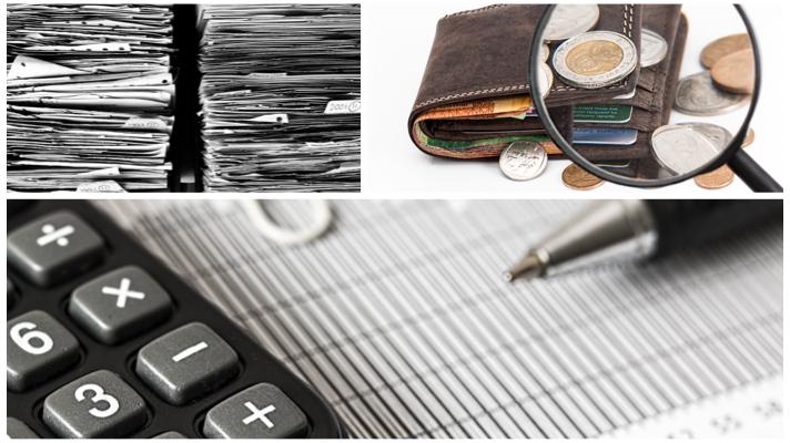 Documenti e denaro