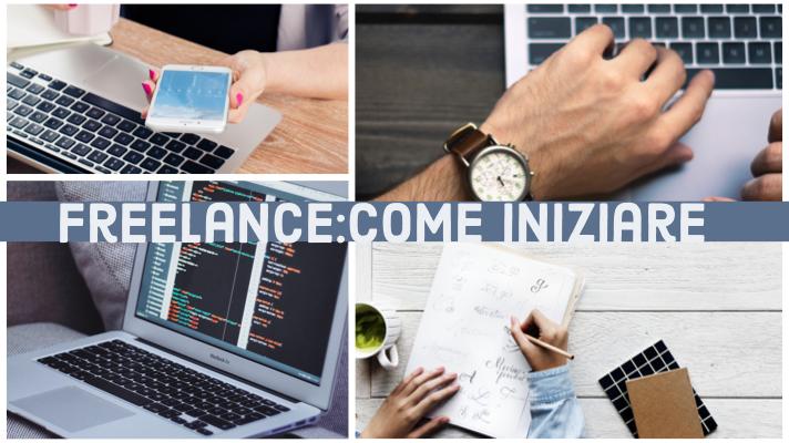 Freelance come iniziare