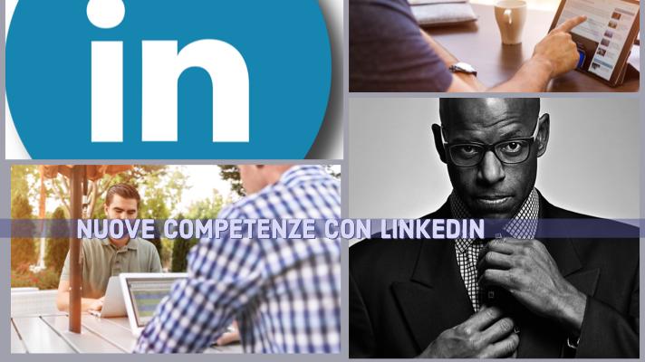 nuove competenze con LinkedIn
